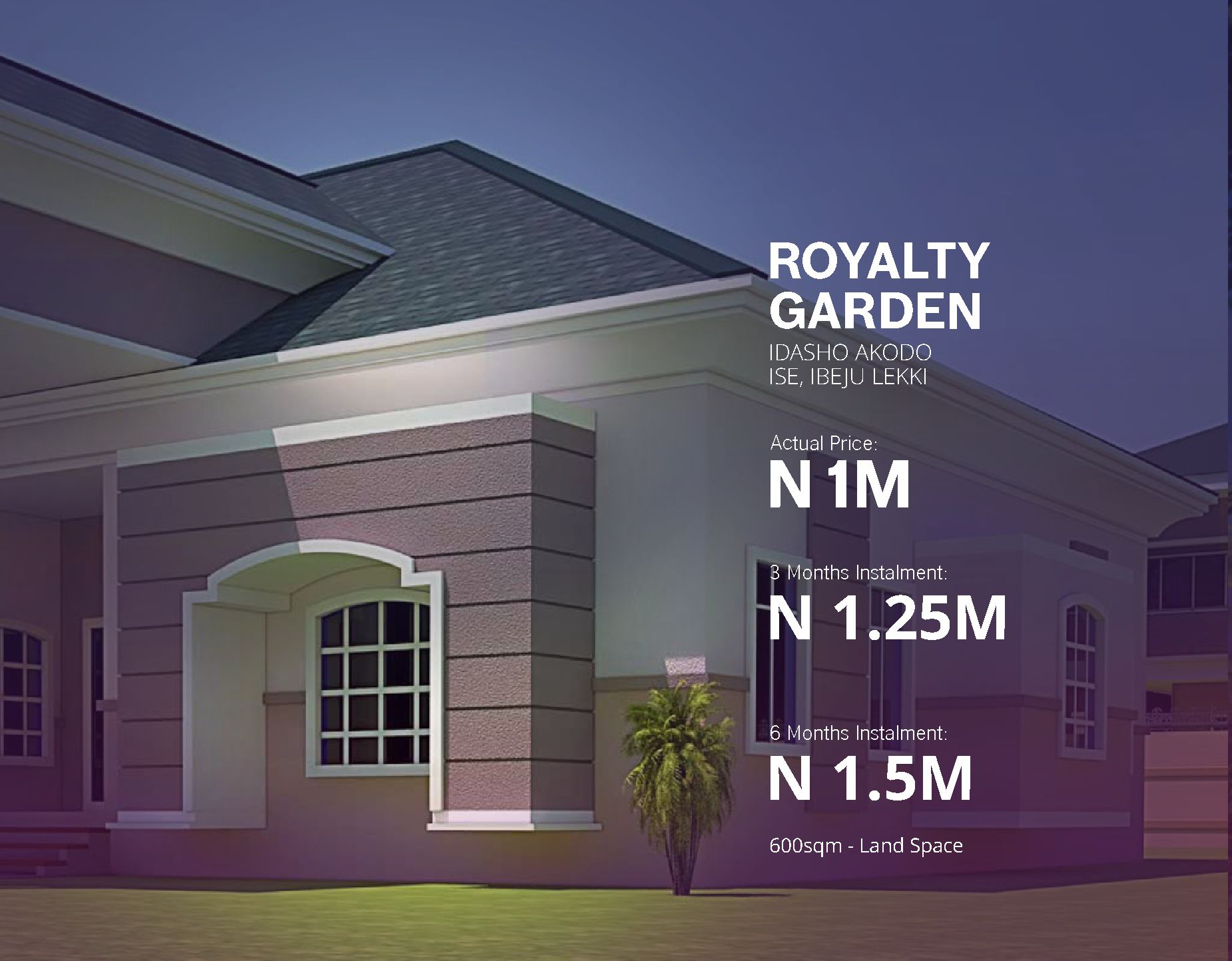 Royalty Garden Estate
