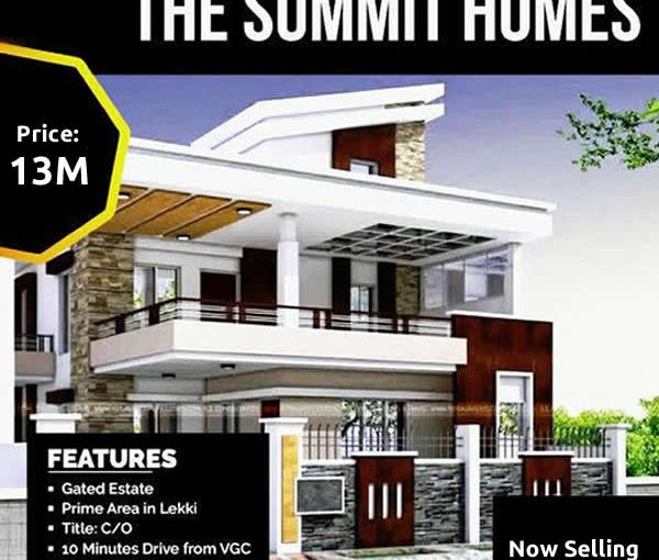 The Summit Homes